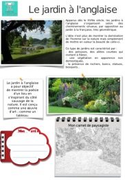 Jardin anglaise