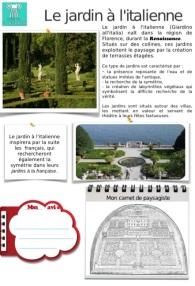 Jardin italienne