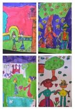 Productions élèves Humay Humayun
