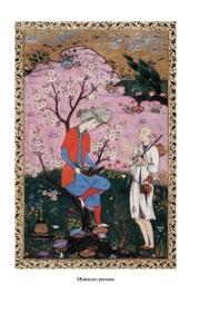Référents miniatures persanes
