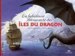 Fabuleuse découverte des îles du dragon cover