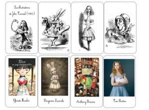 Boîte à souvenirs d'Alice
