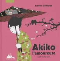 cover Akiko amoureuse